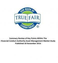 True and fair logo