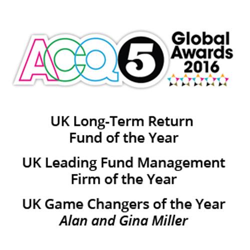 ACQ Global awards