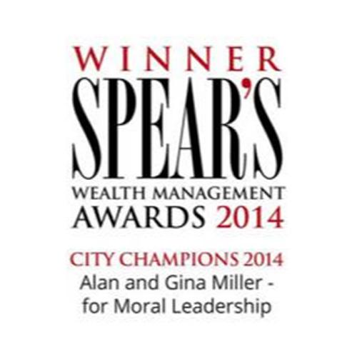 Spears Wealth Management award